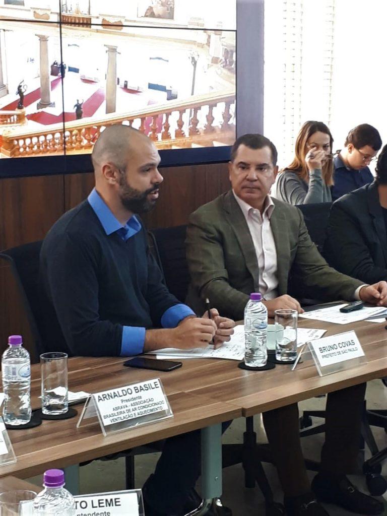 Prefeito e SP Negócios reúnem setor privado para discutir ações que aumentem competitividade das empresas na cidade