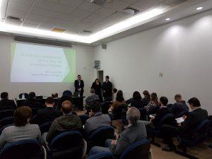 Workshop sobre exportações de São Paulo reúne 30 empresários