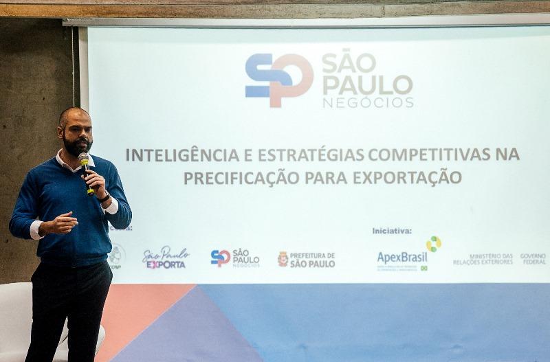 Seminário de capacitação de novos exportadores reúne mais de 150 empresários