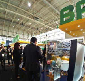 Empresas de São Paulo comemoram negócios na maior feira de alimentos do mundo