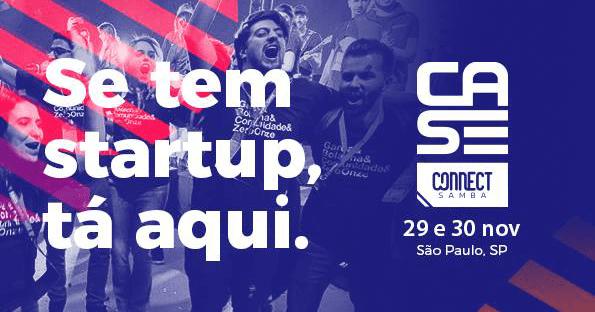 Maior fórum latino-americano de startups, CASE 2018 será aberta pelo prefeito Bruno Covas