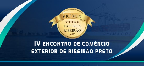 IV Prêmio Exporta Ribeirão