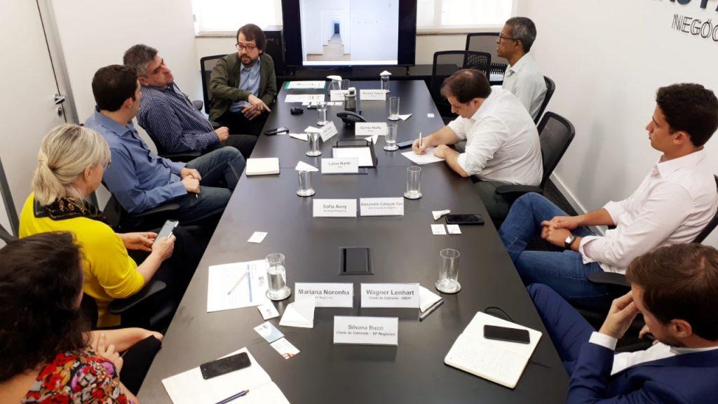 SP Negócios recebe interessados na concessão do Parque Chácara do Jockey
