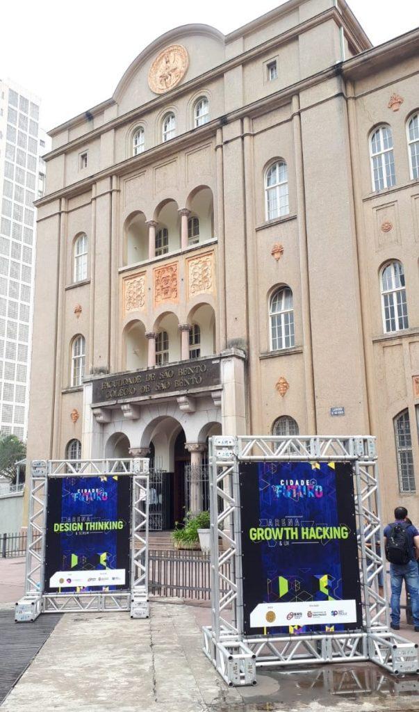 Cidade do Futuro recebe mais de 2 mil pessoas em 30 eventos. Veja cenas do festival de inovação 1