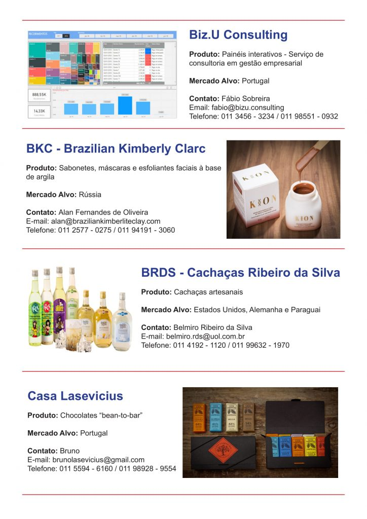 SP Negócios lança catálogo de empresas e produtos do programa São Paulo Exporta 3