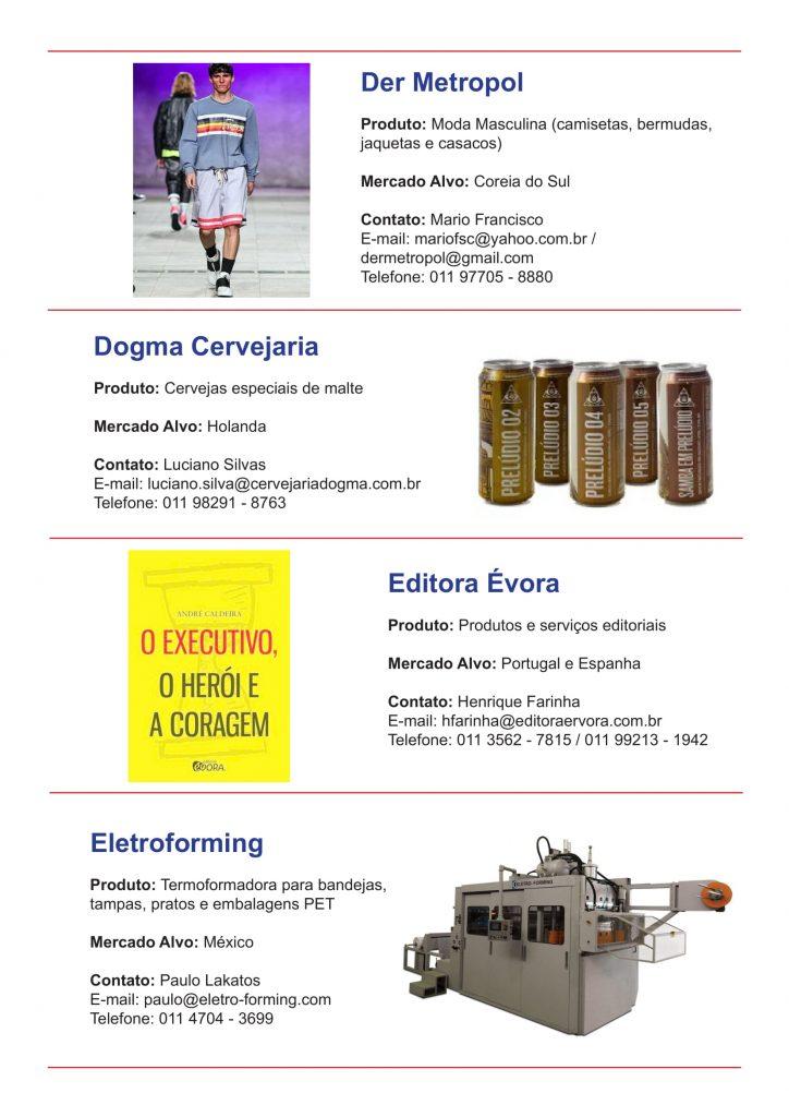 SP Negócios lança catálogo de empresas e produtos do programa São Paulo Exporta 4