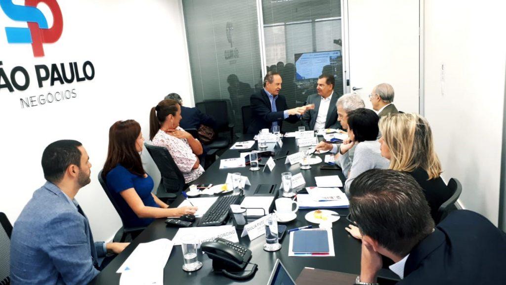 SP Negócios apresenta planejamento de atividades para 2019 ao Conselho Deliberativo