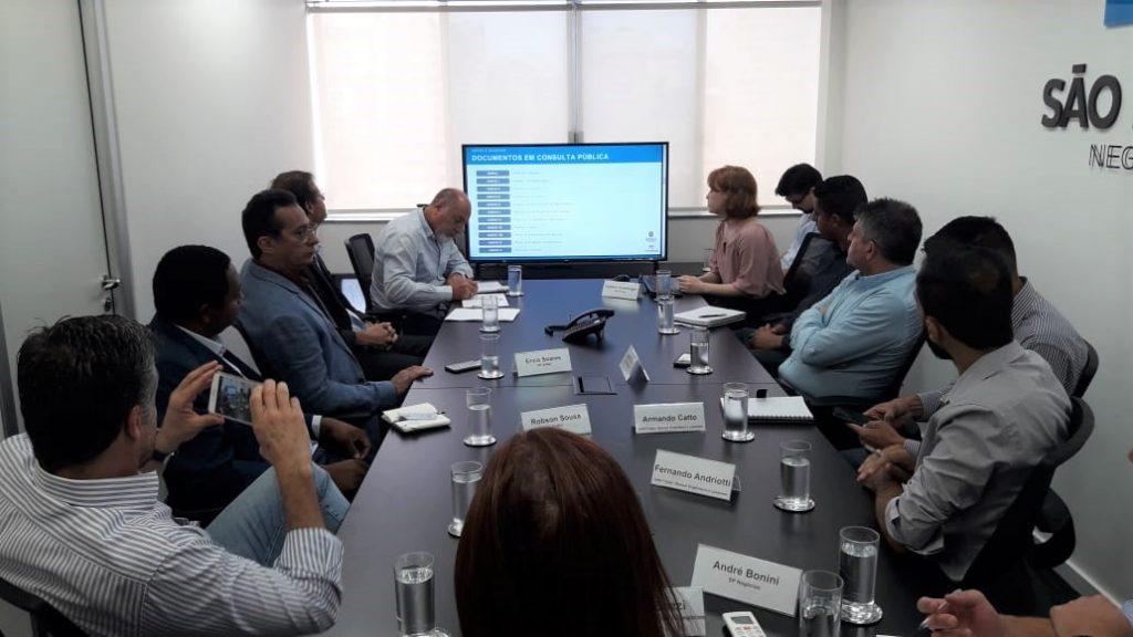 SP Negócios realiza novo encontro para apresentar o projeto Pátios e Guinchos