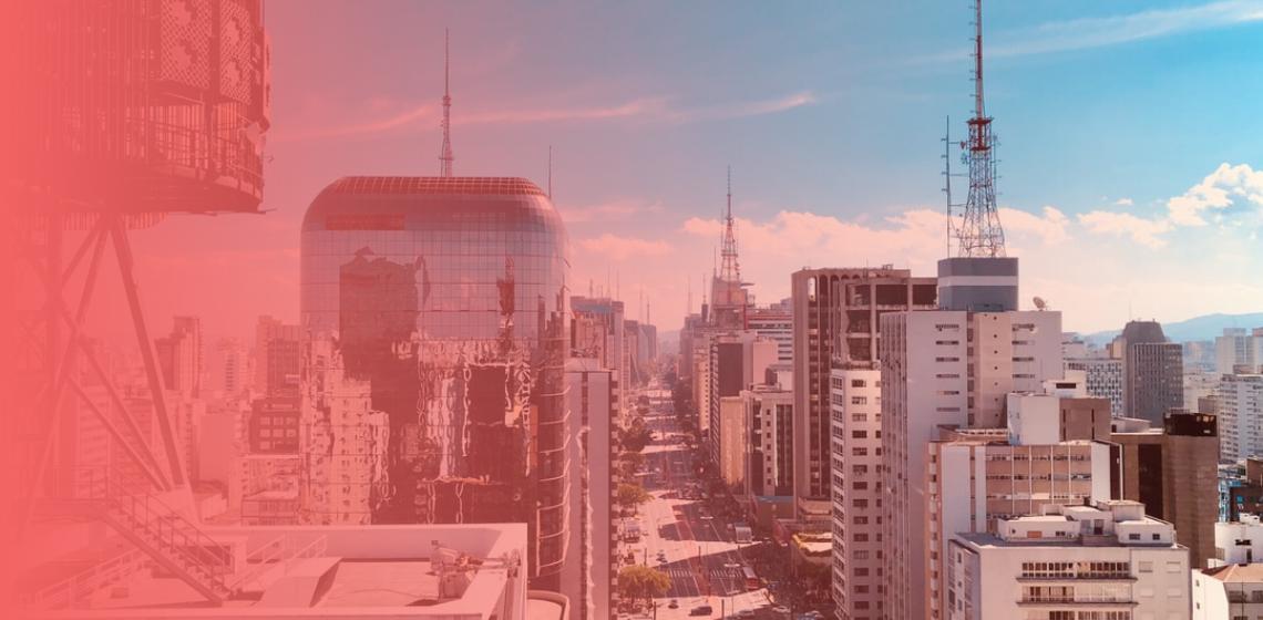 Explore a cidade e a<br/> São Paulo Negócios