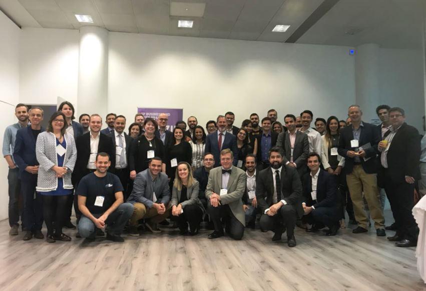 70 startups paulistanas na Brazil Tech Day, em Londres