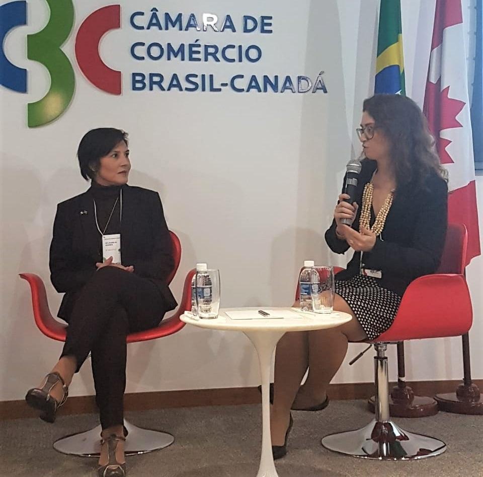 SP Negócios participa do 2º Encontro Brasil-Canadá de Comex