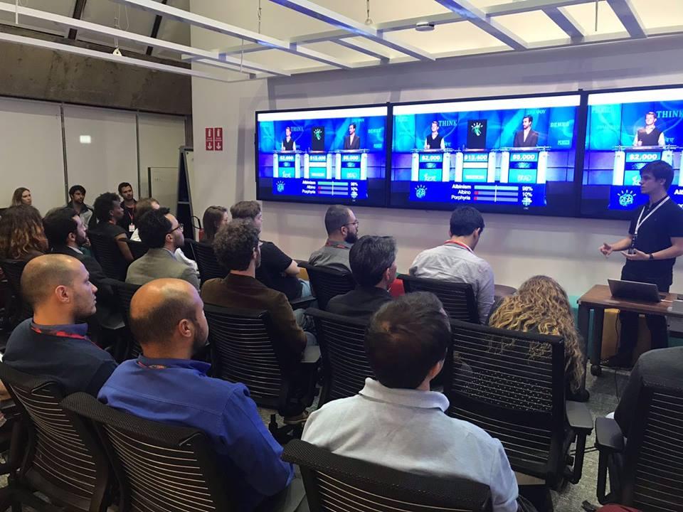 IBM treina Startups para o 100% Saúde