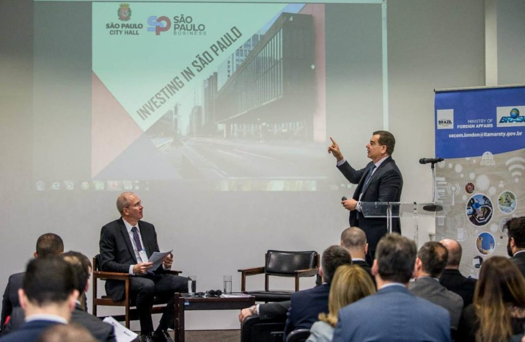Privatizações de São Paulo são referência para cidades e estados, diz presidente da SP Negócios