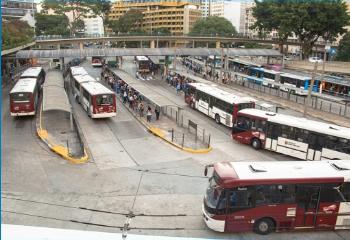 PPP Terminais de Ônibus Urbanos